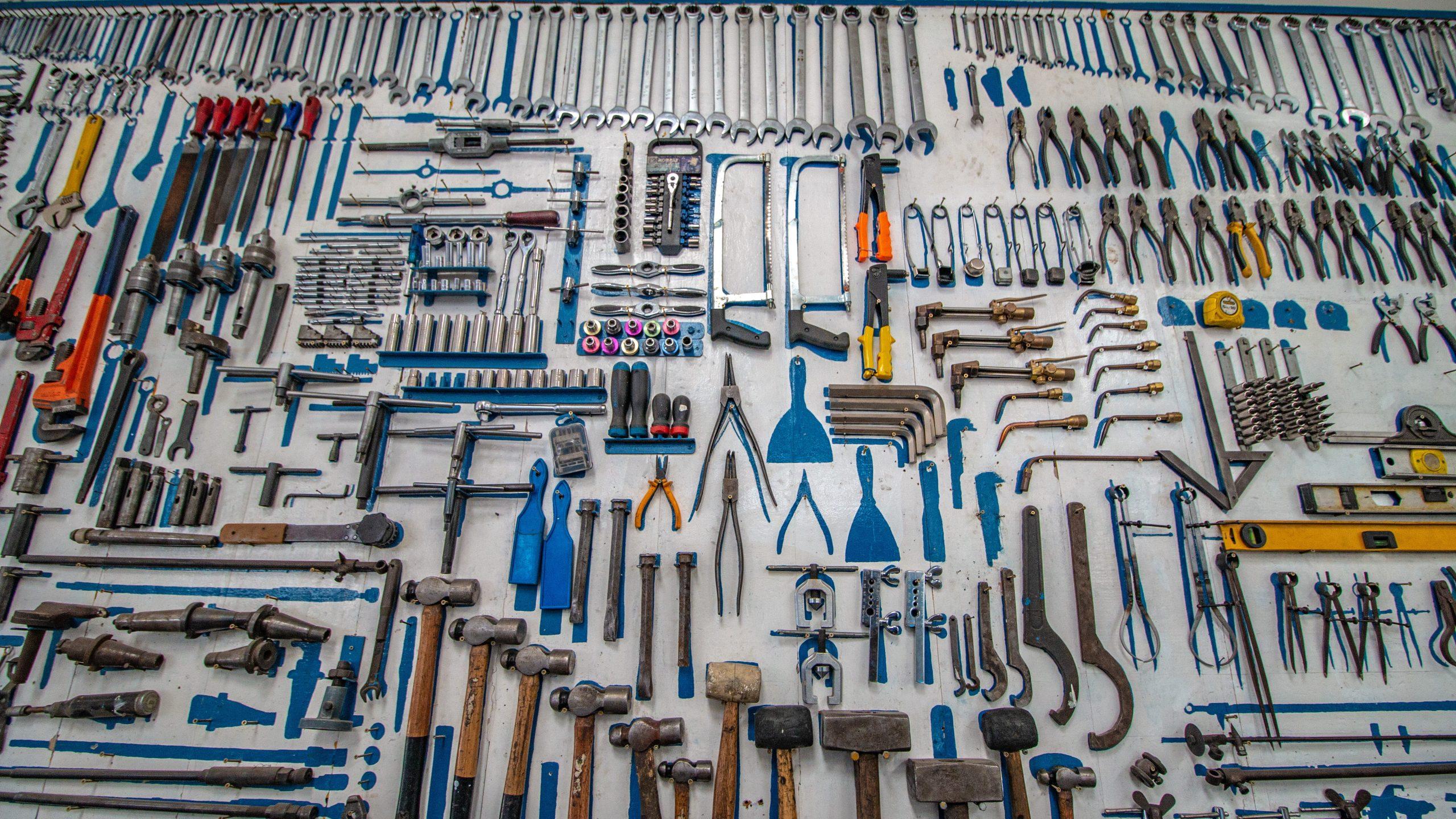 cesar carlevarino aragon NL DF0Klepc unsplash scaled - Værktøj til private og erhverv