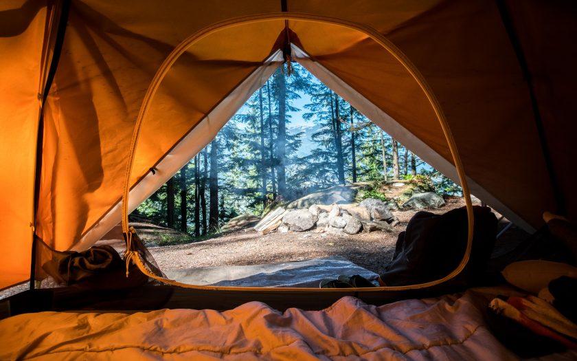 scott goodwill y8Ngwq34 Ak unsplash 840x525 - Gode tips til din campingtur med hele familien