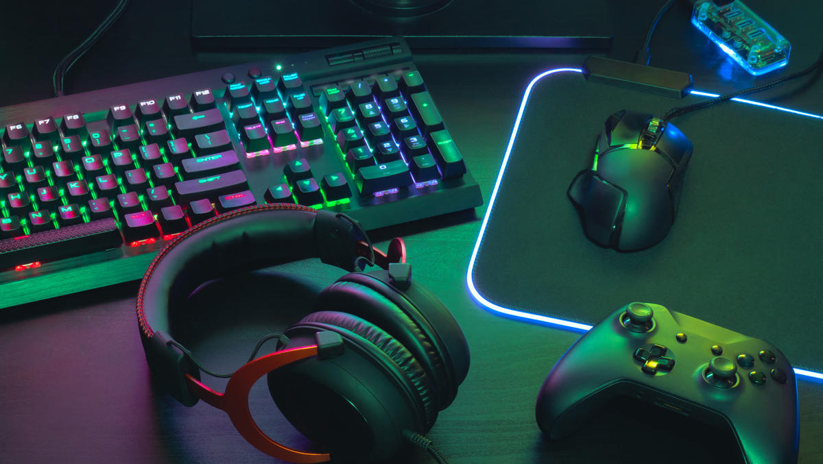 gamingggg - Det helt rette gamerudstyr til dig, der mener det